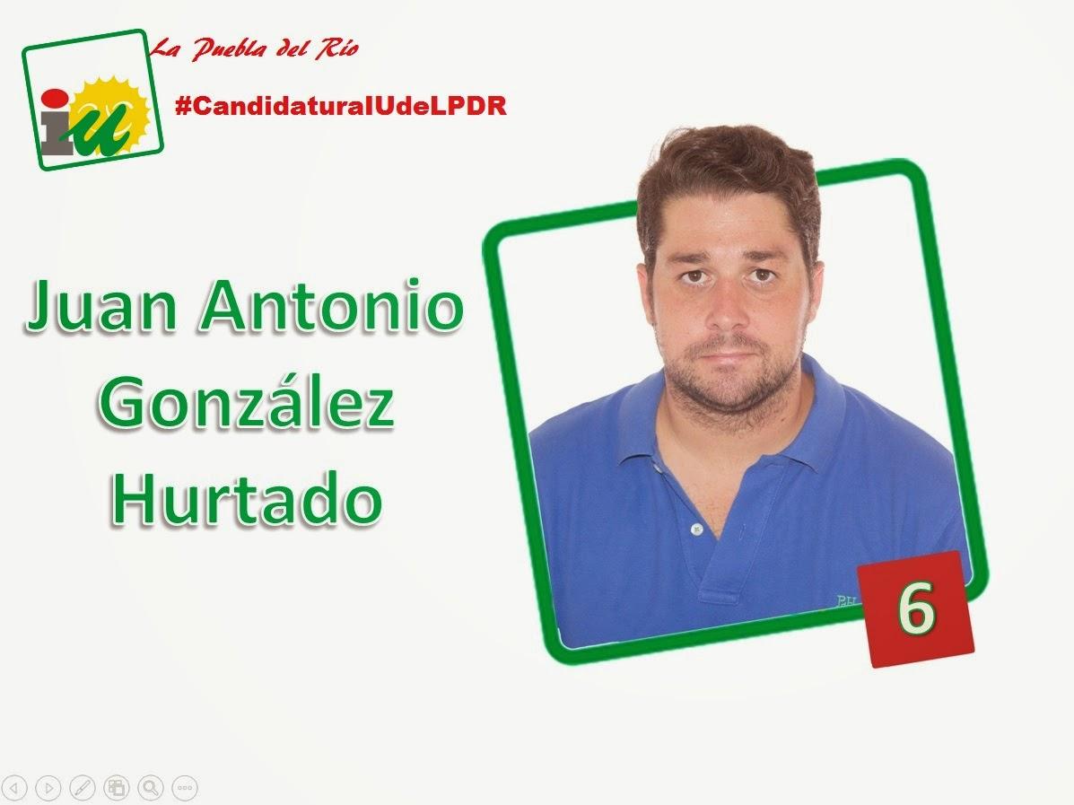 #CandidaturaIUdeLPDR Juan Antonio González