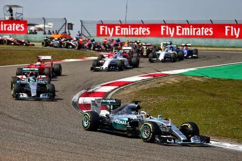 Fórmula 1: Lewis Hamilton fue el ganador del Gran Premio de China