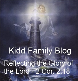 Kidd Family Blog