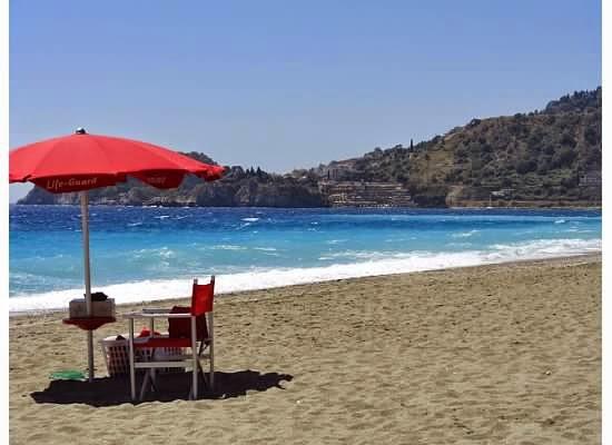 Beach-At-Letojanni-Sicily