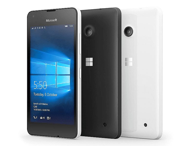 Microsoft Lumia 550 Also Launched, The Budget AMOLED LTE Windows 10 Phone!
