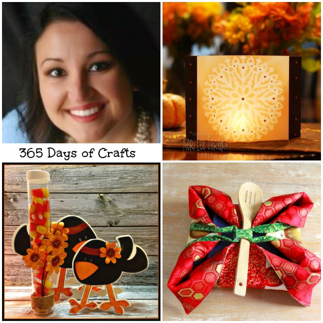 365 Days of Crafts Projects, Outside [the Box] No. 9: Visit www.blackandwhiteobsession.com to link up and be inspired #linkparty #outsidetheboxparty