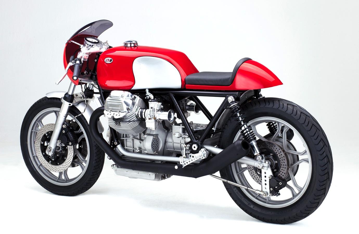 milchapitas kustom bikes moto guzzi by kaffe maschine. Black Bedroom Furniture Sets. Home Design Ideas