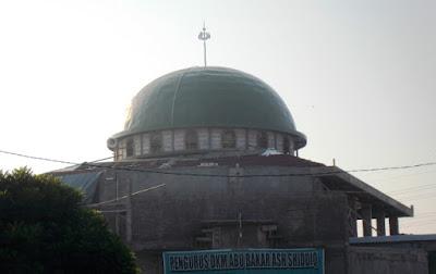 Masjid Raya GCA