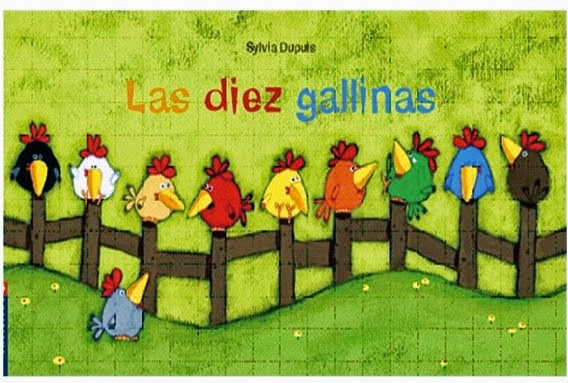 """ASÍ HEMOS CONTADO """"LAS DIEZ GALLINAS"""""""