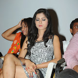 Ruby Parihar Photos in Short Dress at Premalo ABC Movie Audio Launch Function 78