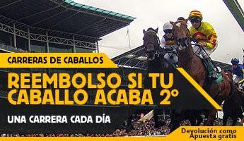 betfair reembolso 25 euros carreras caballos Lingfield 30 octubre