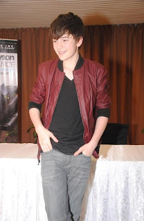 Greyson Chance Photo Shoot in Manila Philippines