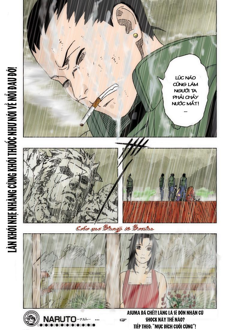 Naruto chap 328.Color Trang 17 - Mangak.info
