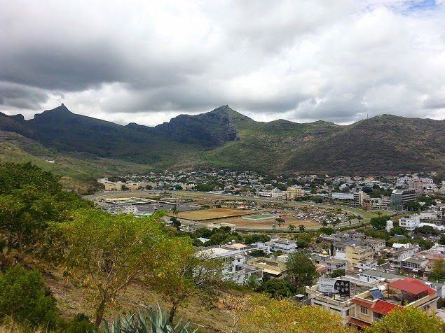 Mauritius - race course