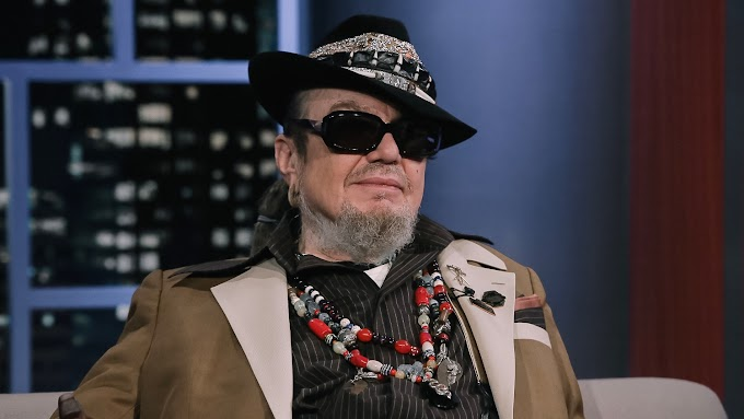Dr John interview with Tavis Smiley