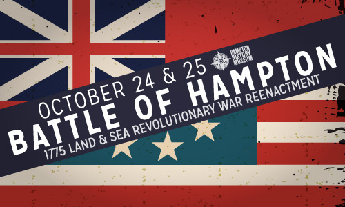 Battle of Hampton Virginia Revolutionary War Reenactment