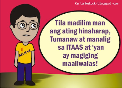 faith tagalog cartoon
