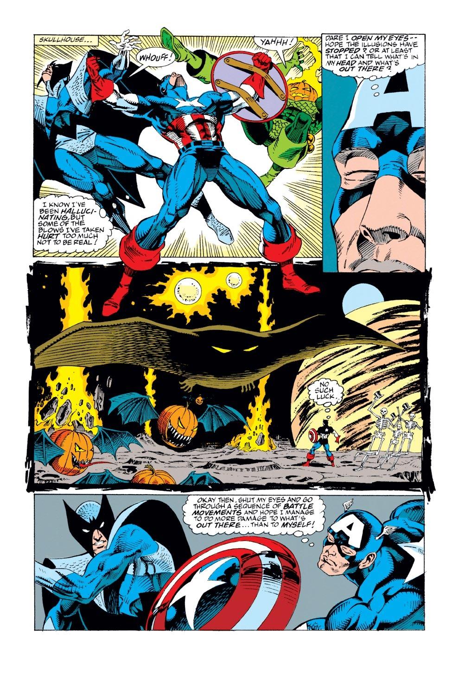 Captain America (1968) Issue #397 #330 - English 8