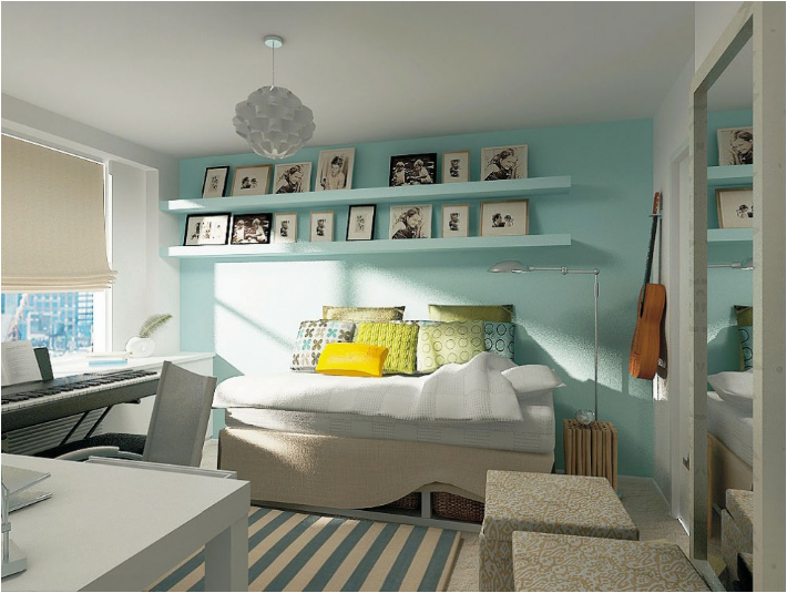 10 Beautiful Girls Dorm Rooms Roundups ~ Room Design Ideas ~ 193634_Beautiful Dorm Room Ideas
