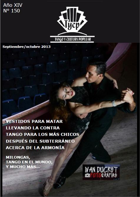 Tango y Cultura Popular N° 150