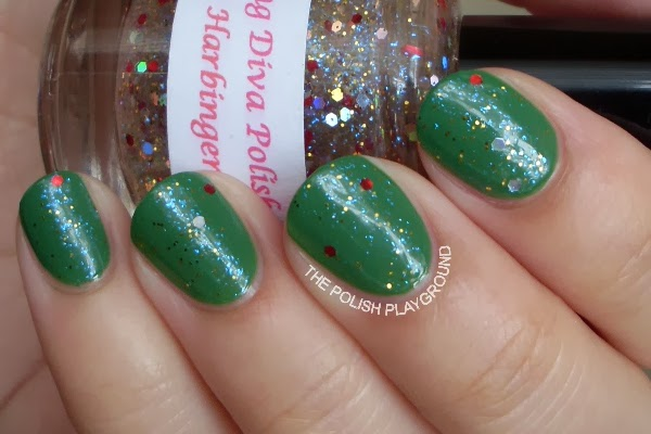 Darling Diva Polish The Harbinger