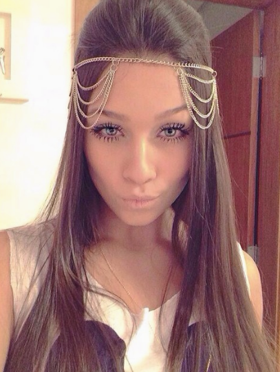 Super Fakes 2014: morenas fotos fake instagram