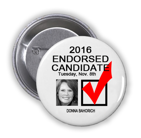 RACE FOR MEMBER, STATE BOARD OF EDUCATION, DISTRICT 6 -- Donna Bahorich