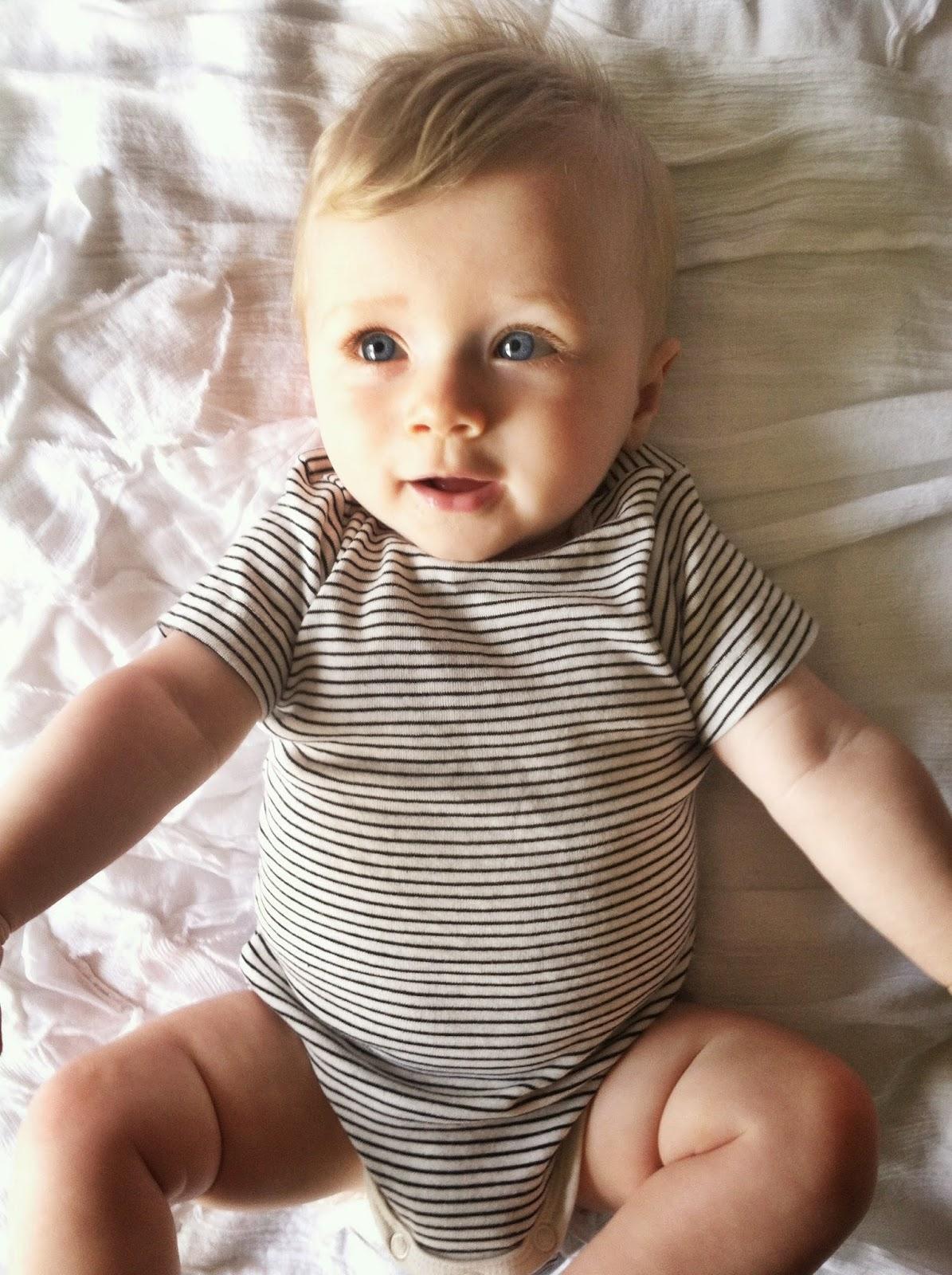TESSA RAYANNE: My Baby Boy Is 8 Months Old