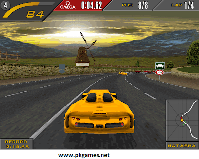 Need for Speed II Full Version PC Game Free Download