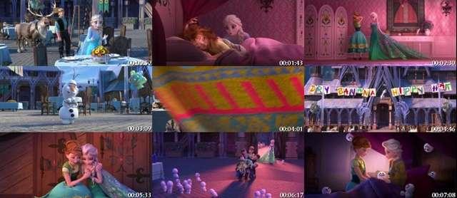 Frozen: Fiebre Congelada DVDRip Latino