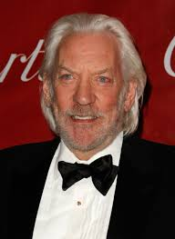 What is the height of Donald Sutherland?