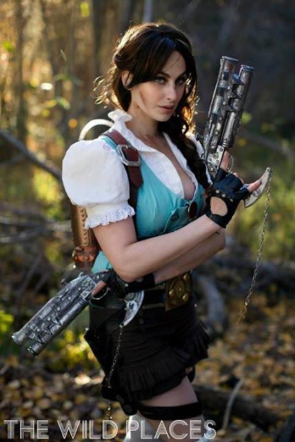Meagan Marie cosplay 3.