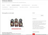 Blog Universo Abierto