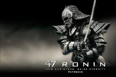 Ver pelicula la leyenda del samurai 47 Ronin online