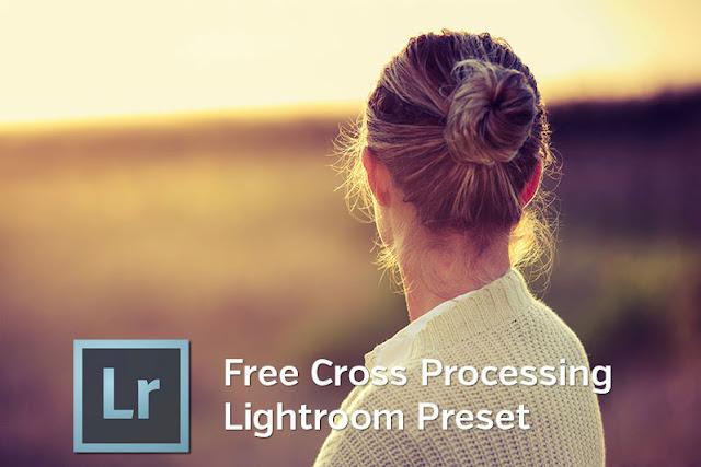 Free Cross Processed Lightroom Preset