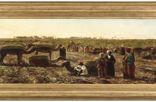 Image: Workers in a Field, 1876, by Edwin Lord Weeks