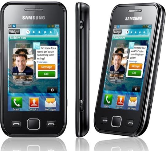 Cep telefonlar n n sar de erleri samsung wave 525 sar de eri - Samsung dive italia ...