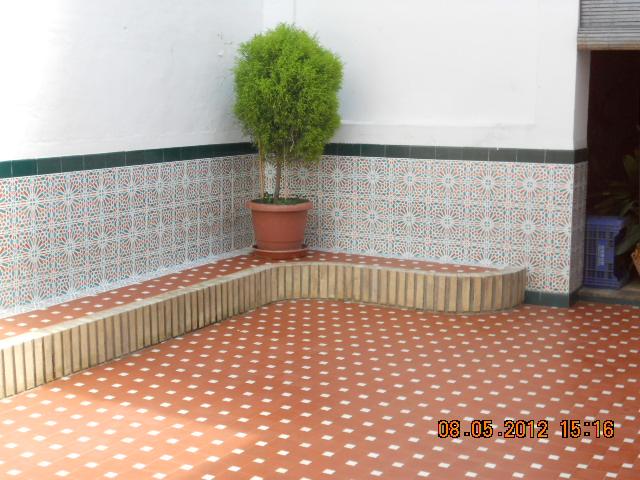 Barro cocido resultado pulidos sanz - Liquidos para abrillantar terrazo ...