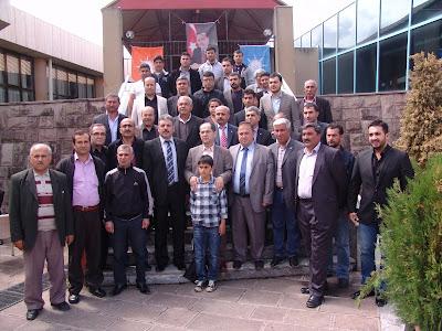 ak parti tarsus ilçe danışma meclisi toplandı