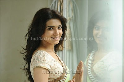 Samantha latest saree