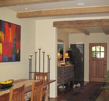 Fotos y Diseos de Puertas Diseos de madera para interiores