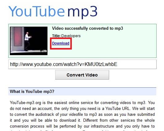convert mp3 to video file online