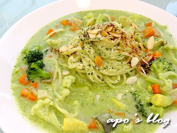 埔里素食餐廳-綠光森林蔬食坊