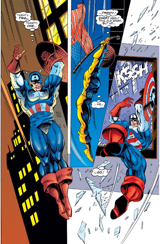 Captain America (1968) Issue #449 #403 - English 19