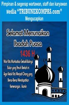 Marhaban Ya Ramadhan 1436H