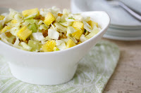 Cabbage, Pineapple and Ginger Salad
