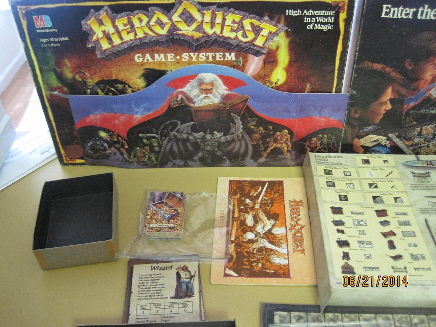hero quest review