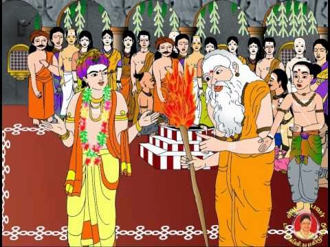SamPage: Sundarar - Artharthi Ananya Bhaktha