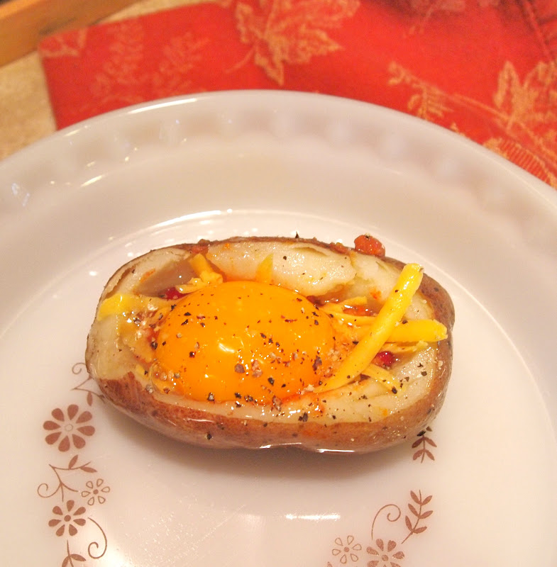 The Alchemist: Breakfast Baked Potatoes