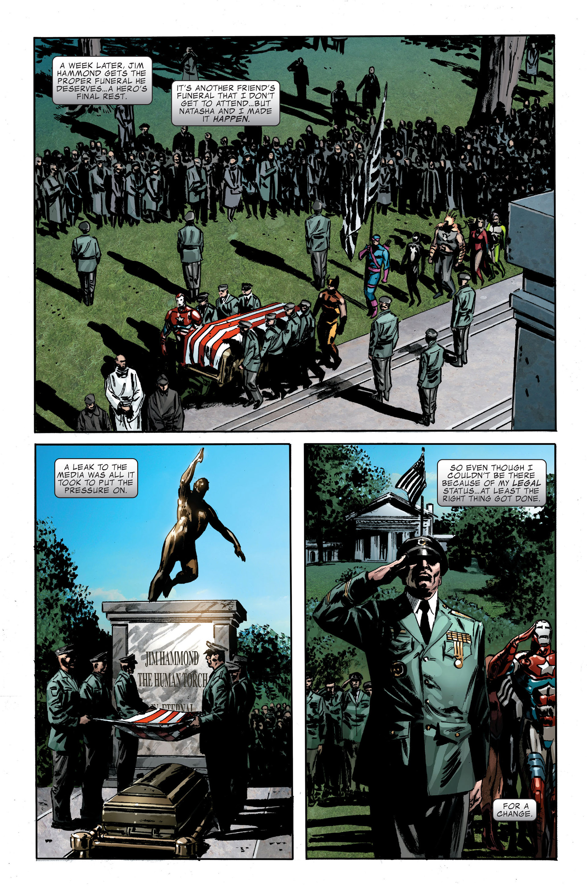 Captain America (2005) Issue #48 #48 - English 23
