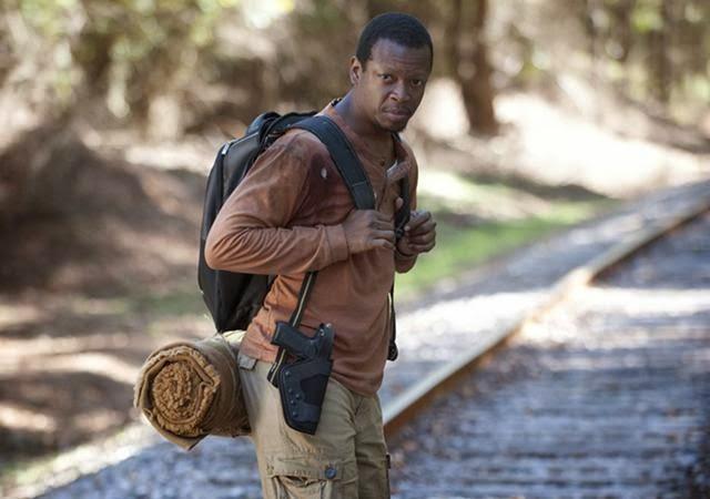 The Walking Dead 4x13 - Alone: Bob en una nueva imagen