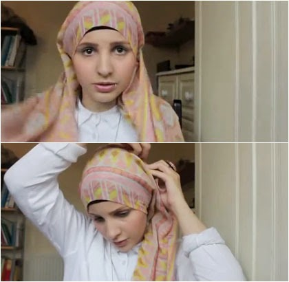 Download image How To Wear Hijab Paris Practical Simple And Easy PC ...