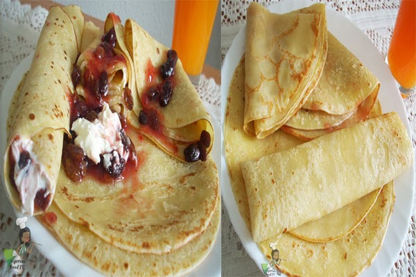 Plantain pancakes how to make plantain pancake with ripe over nigerian pancake ccuart Images
