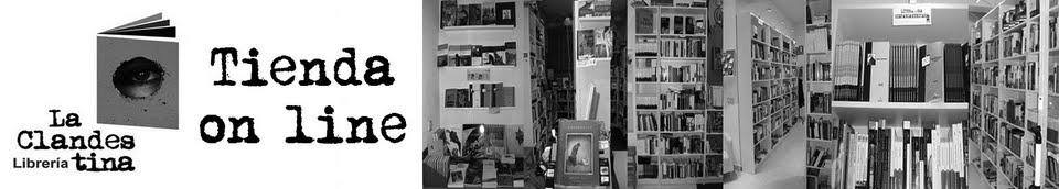 Librería La Clandestina Online